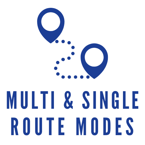 Multi &single route modes (1)